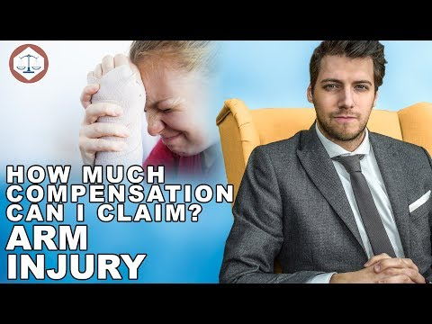 Arm Injury Compensation Claims Amounts? ( 2019 ) UK