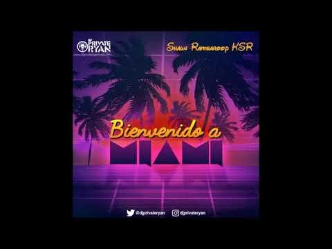 DJ Private Ryan - Bienvenido A Miami (2018 Soca Mix)