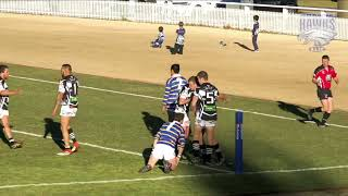 2018 Group 10 Round 11 Highlights   Orange Hawks v Cowra Magpies