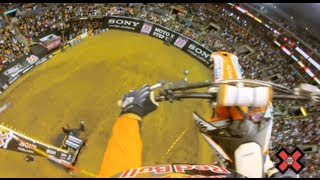 GoPro: Ronnie Renner Gold Medal + World Record MX Step Up - X Games 2012