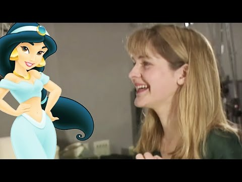 Behind the Scenes of Disney's Aladdin: Princess Jasmine