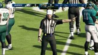 Madden NFL 13 Gameplay  —  XBox 360 {60 FPS}