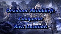 Orsinium Rkindaleft Conqueror Boss Locations