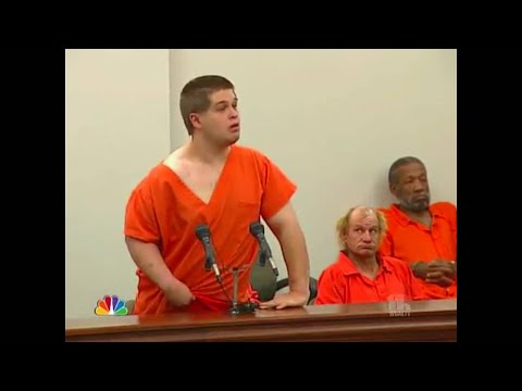 To catch a predator - Dustin McPhetridge Police interview