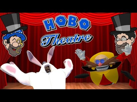 Gmod: Demo Bunny and the Taco Invasion - HOBO THEATRE