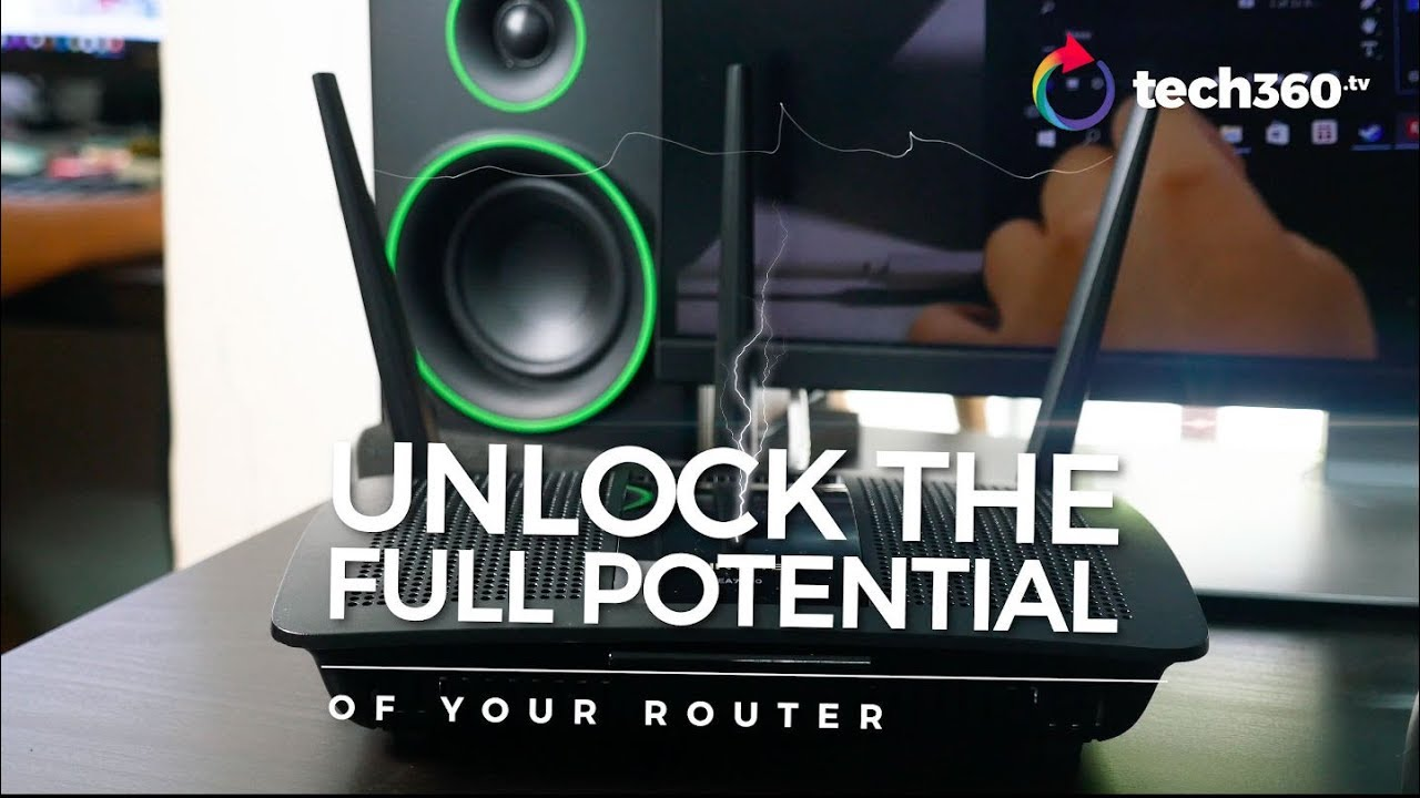 Linksys EA7500v2: Unlock the full potential of your router by Tech360 Tv
