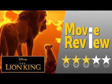 The Lion King Hindi Movie Review - Aryan Khan Shah Rukh Khan Jon Favreau