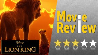 The Lion King (Hindi) Movie Review - Aryan Khan, Shah Rukh Khan, Jon Favreau