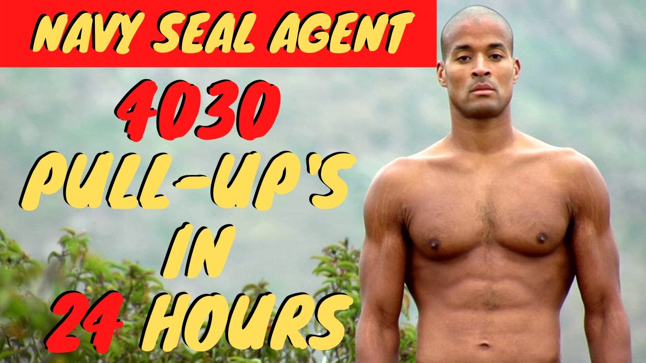 The movie which changed DAVID GOGGINS life    SEAL OFFICER    Motivational video 2020