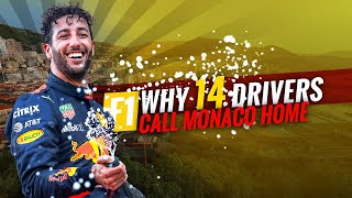 Why so many F1 drivers call Monaco Home