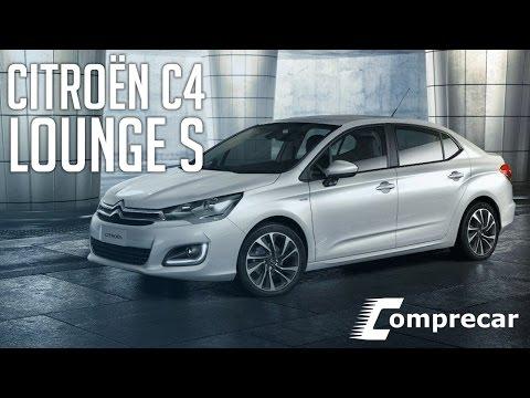 Novo Citroën C4 Lounge S