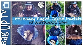 Westwood Dam | Monday Night Open Match | BagUpTV | Internet Troll Put To Bed !