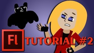 TUTORIAL  Adobe Flash Professional CS6 #2 | ApriL ArtAnimation