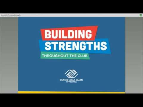 Webinar 01 - Communicating With Youth: A Strengths Based Approach