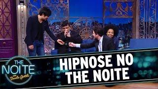 The Noite (24/06/16) - Hipnose no The Noite