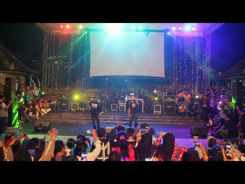 NDX AKA - Bojoku Ketikung (Live in FKY 29 Kota Jogja 2017)
