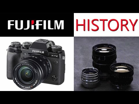 Fujifilm History: Kodak Film Wars, Lenses, & the Rise of X-Mount