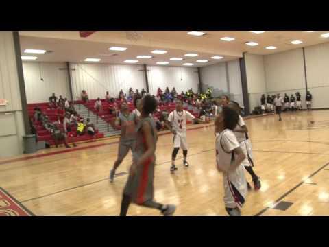 042217 Peach State Invitational  - 6th Grade -  GA Promise (Red) vs  GA Canes