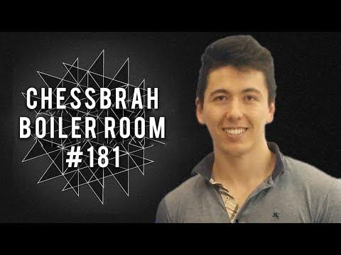 GM Eric Hansen | Boiler Room #181