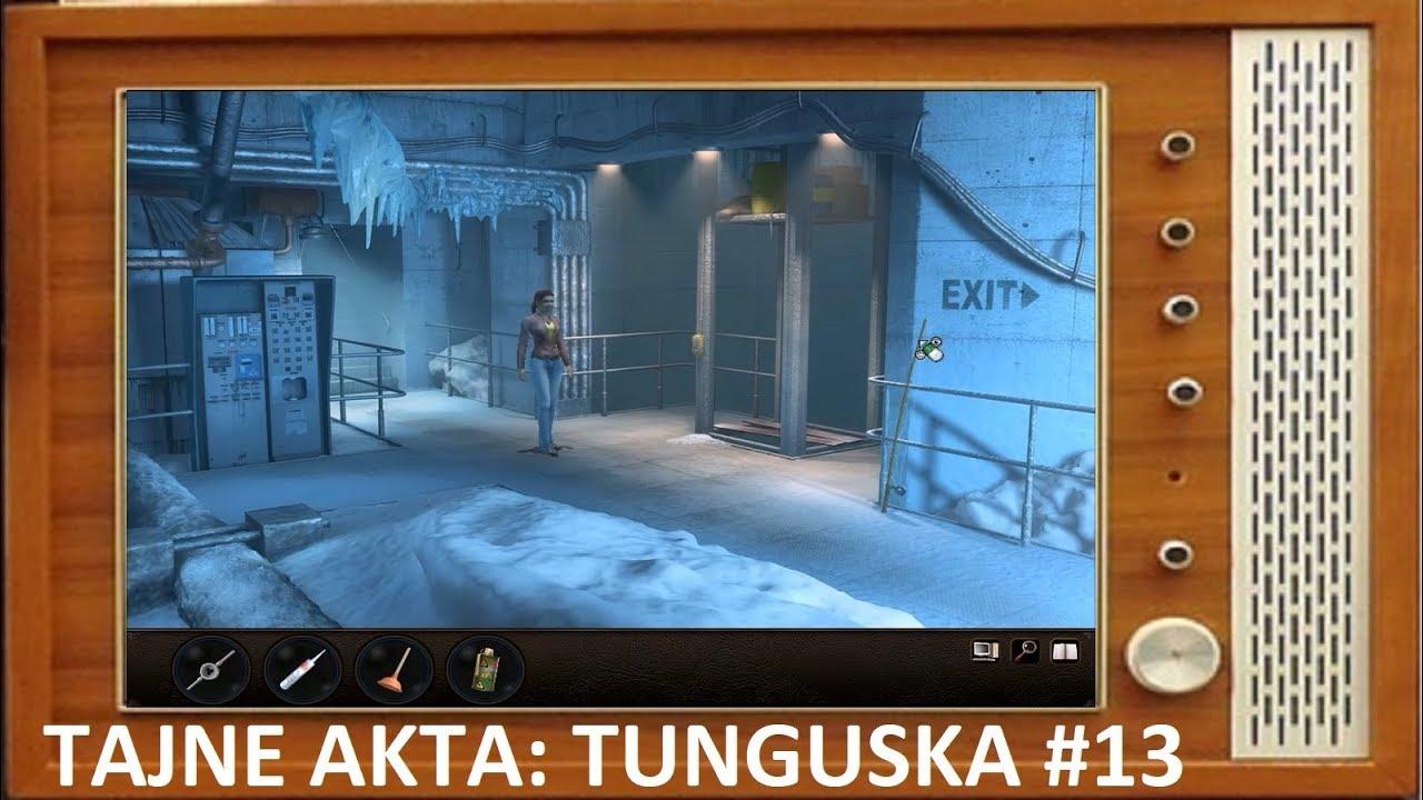 Zagrajmy w Tajne akta: Tunguska PL [#13]: W pułapce
