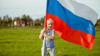 Многая лета Русской земле! Дети поют.
