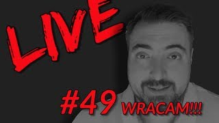 SEKIELSKI SUNDAY NIGHT LIVE odc. 49 - wracam!