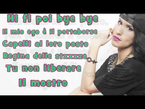 Baby K   Anna Wintour -testo-