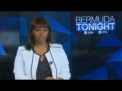 ZBM 'Bermuda Tonight' Newscast, April 18 2019