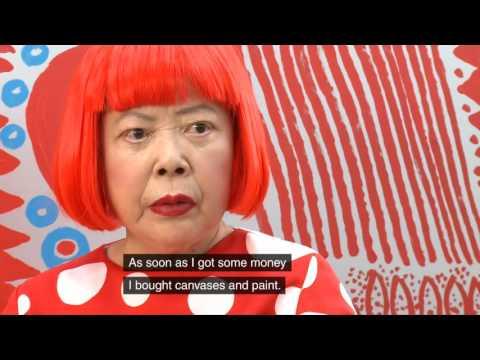 "Yayoi Kusama  ""In Infinity"" At Moderna Museet Stockholm"