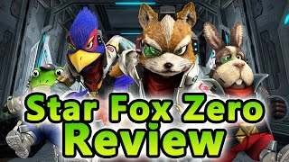 Star Fox Zero Review (Video Game Video Review)