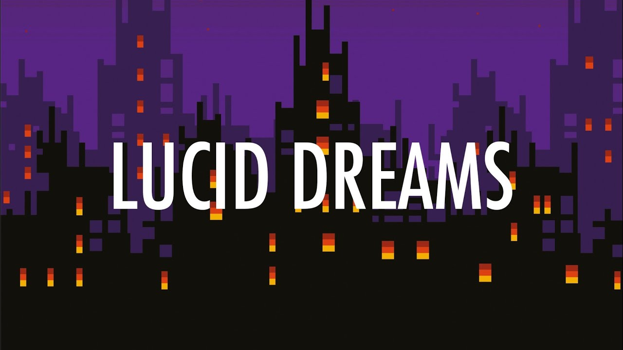 lucid dreams - photo #45