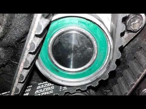 Puesta A Punto Timing Belt Marcas Motor D4BH D4BF Hyundai Mitsubishi
