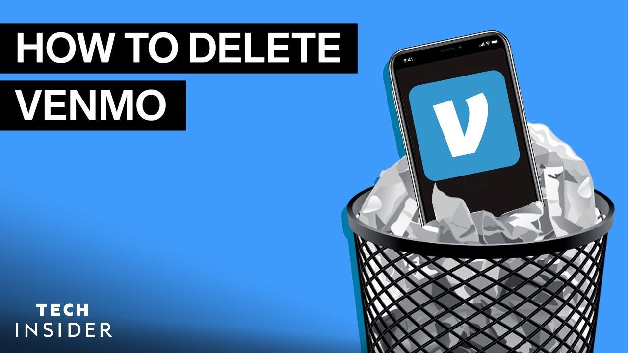 How to Delete your Venmo Account