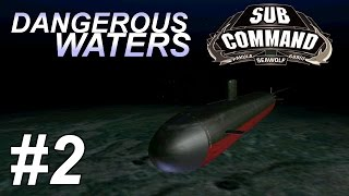 Sub Command 688(I) in Dangerous Waters+RA1.41 (2) Halifax