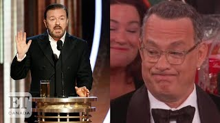 Most Jaw-Dropping Moments From 2020 Golden Globes