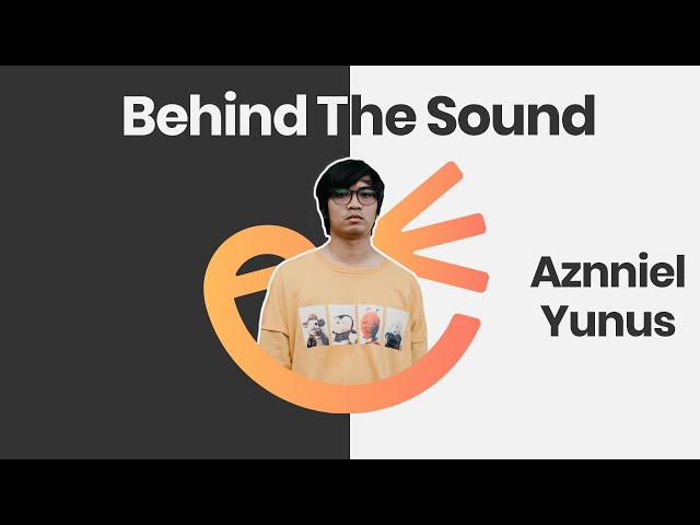CEW Behind The Sound: Aznniel Yunus