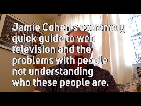 Web Television Lecture