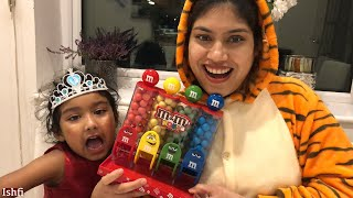 Ishfi's Play time with Gumball machine