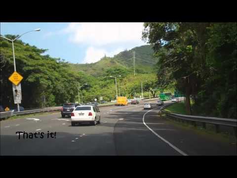 Pali Highway Drive
