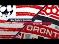Hasil Pertandingan New England Rev. vs Toronto FC - Video Gol, Skor Sepak Bola Major League Soccer (MLS) New England Rev. vs Toronto FC 24 September 2017