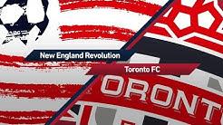 Highlights: New England Revolution vs. Toronto FC   September 23, 2017