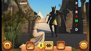 Fantasy Pyramid Escape walkthrough 365Escape