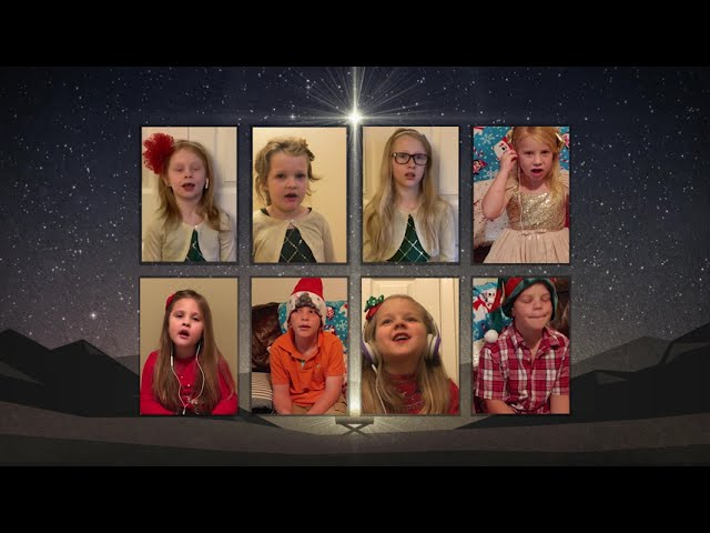 Sunday School Songs  - Christmas  - Away in a Manger