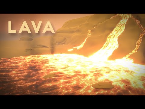 Unity Shader Graph - Lava Effect Tutorial thumbnail