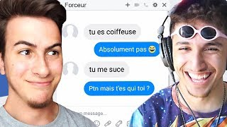 ON ANALYSE VOS DEMANDES D'AMIS ! ft. Mahdi Ba thumbnail