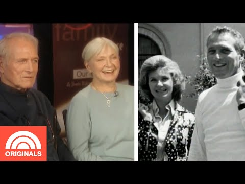 Paul Newman & Joanne Woodward Tell the Secrets of Their 50-year-long Marriage