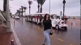 Hotel Al moggar gardan beach Agadir - Morocco/ marako/  amazing views,
