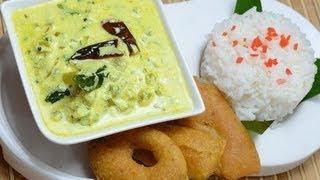 Snake Gourd Yogurt Curry - By Vahchef @ Vahrehvah.com