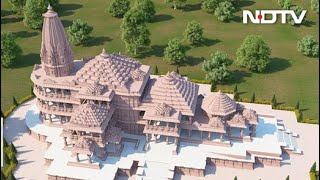 WATCH: What Ayodhya's Ram Temple Will Look Like