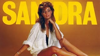 SANDRA Around My Heart Metal Cover Of Pop Song